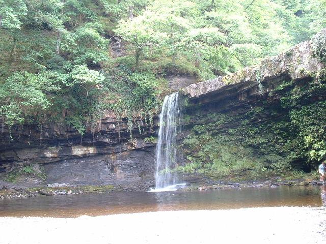 Gwladys Falls - geograph.org.uk - 42400