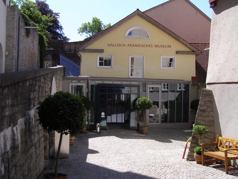 Hällisch Fränkisches Museum Wikipedia