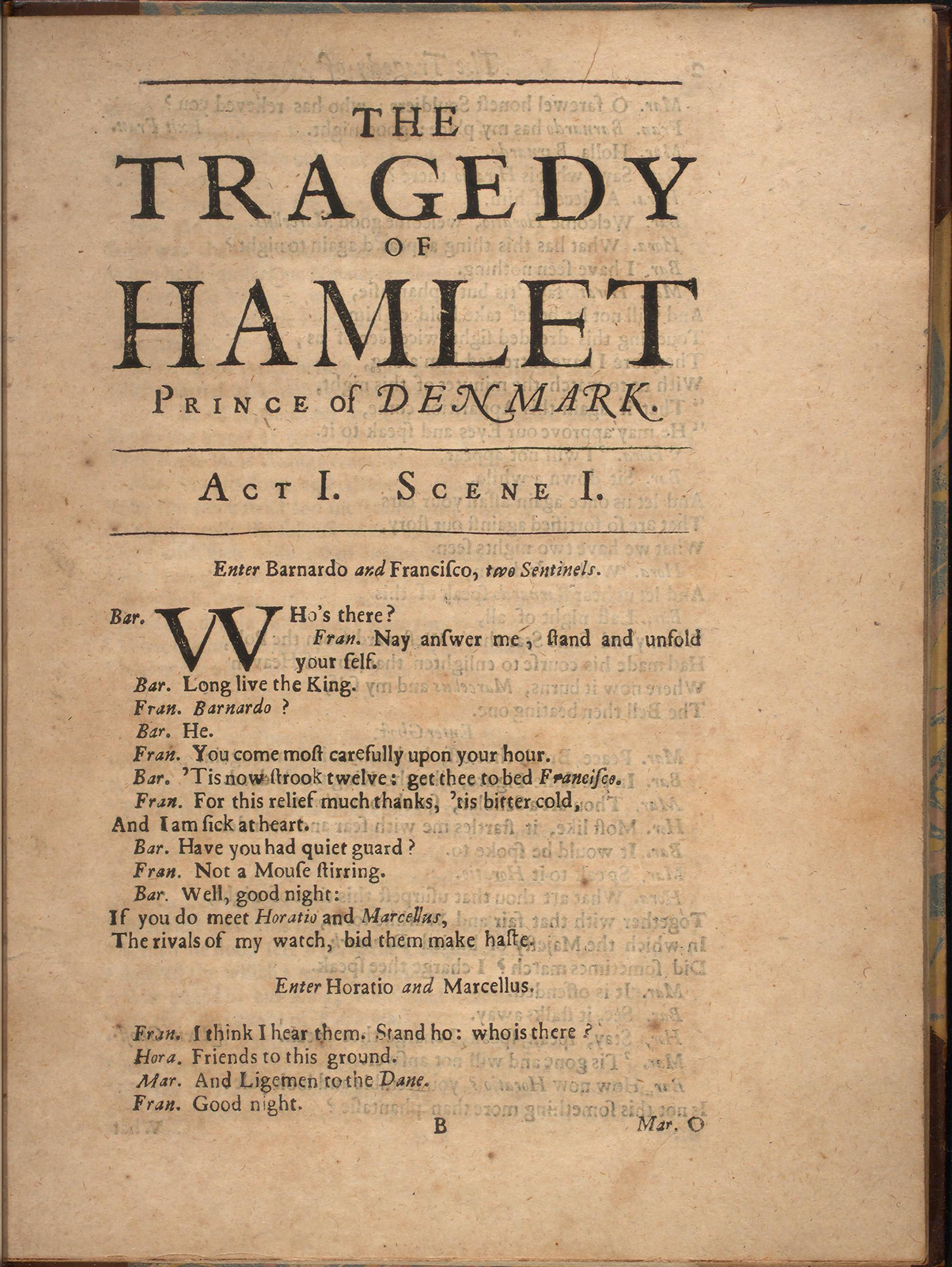 an analysis of the ghost of king hamlet in hamlet a play by william shakespeare William shakespeare's famous work, hamlet, prince of denmark, is a tragedy set across five acts and was written about 1600 more than just a revenge play, hamlet deals with questions about life and existence, sanity, love, death, and betrayal it's one of the most quoted works of literature in the .