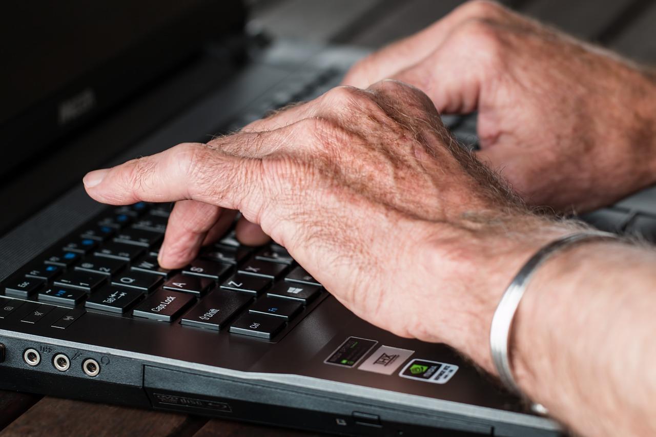 Des cheveux blancs dans l'informatique