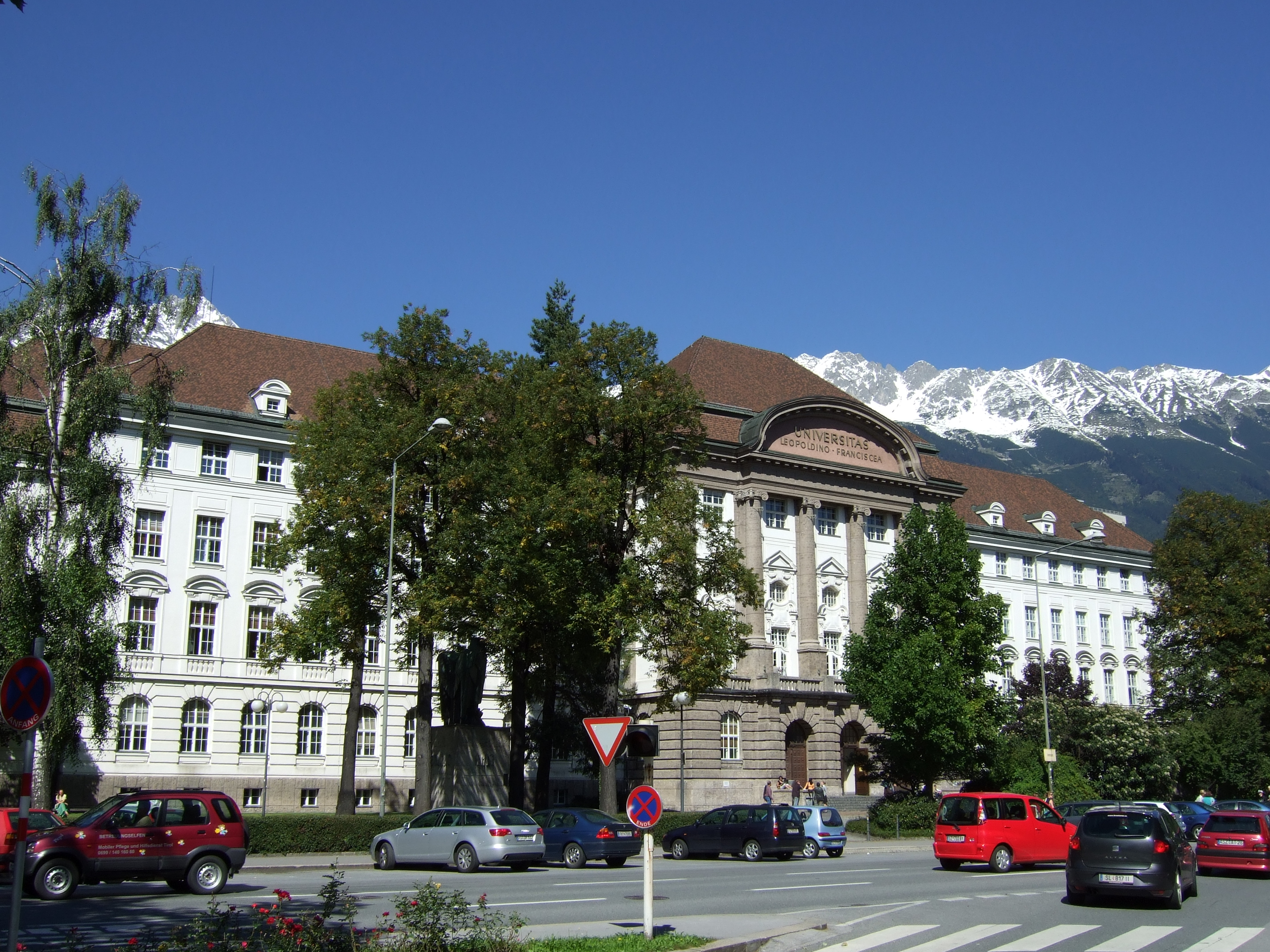 Innsbrucks universitet