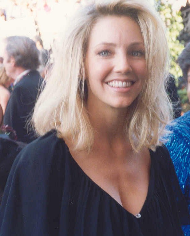 Ucla Scott: Heather Locklear