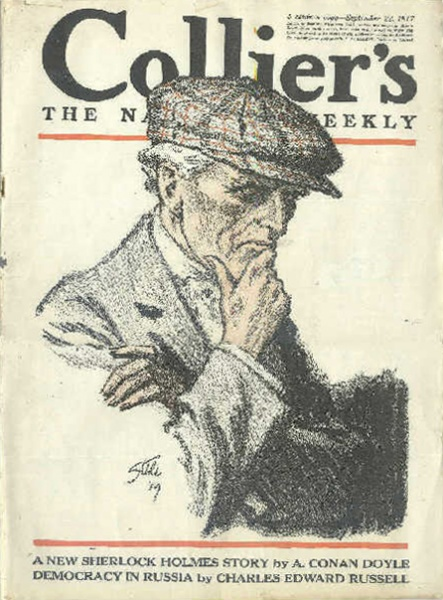 His Last Bow-Colliers-1917-09-22