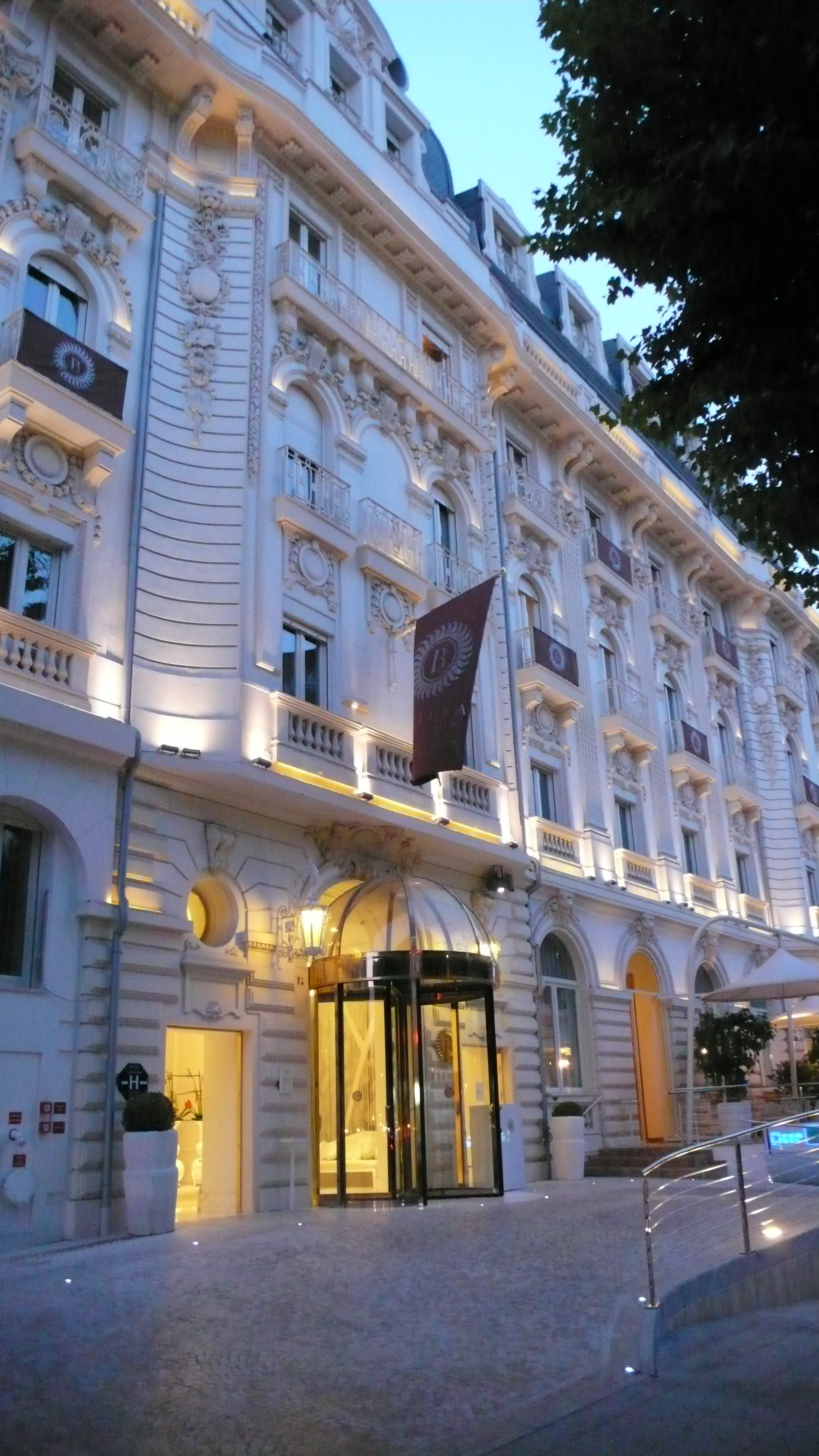 Hotel Boscolo Exedra Rome