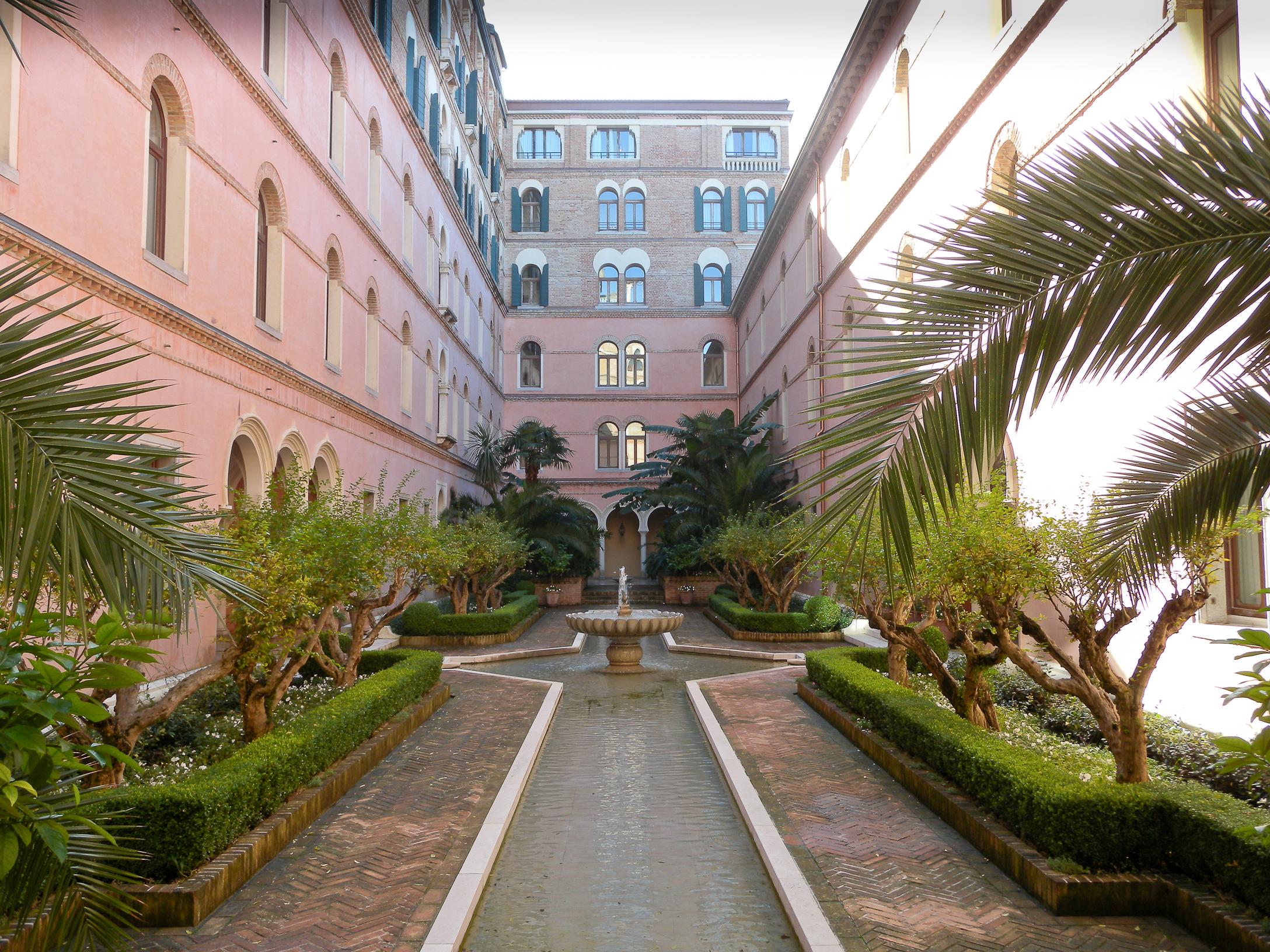 Venedig Hotel  Sterne Luxus