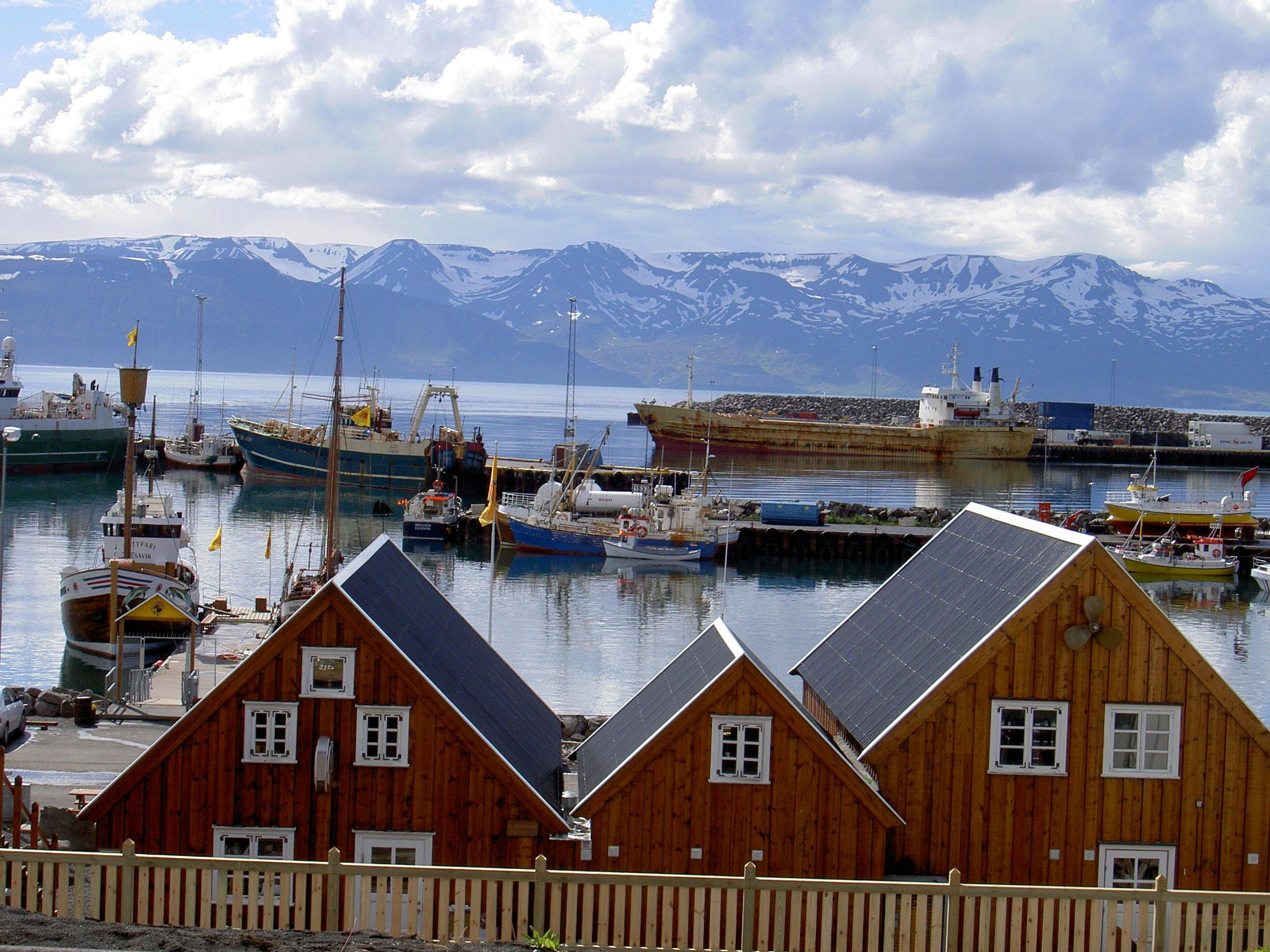 Husavik nordur mulasysla iceland what happens in husavik right now