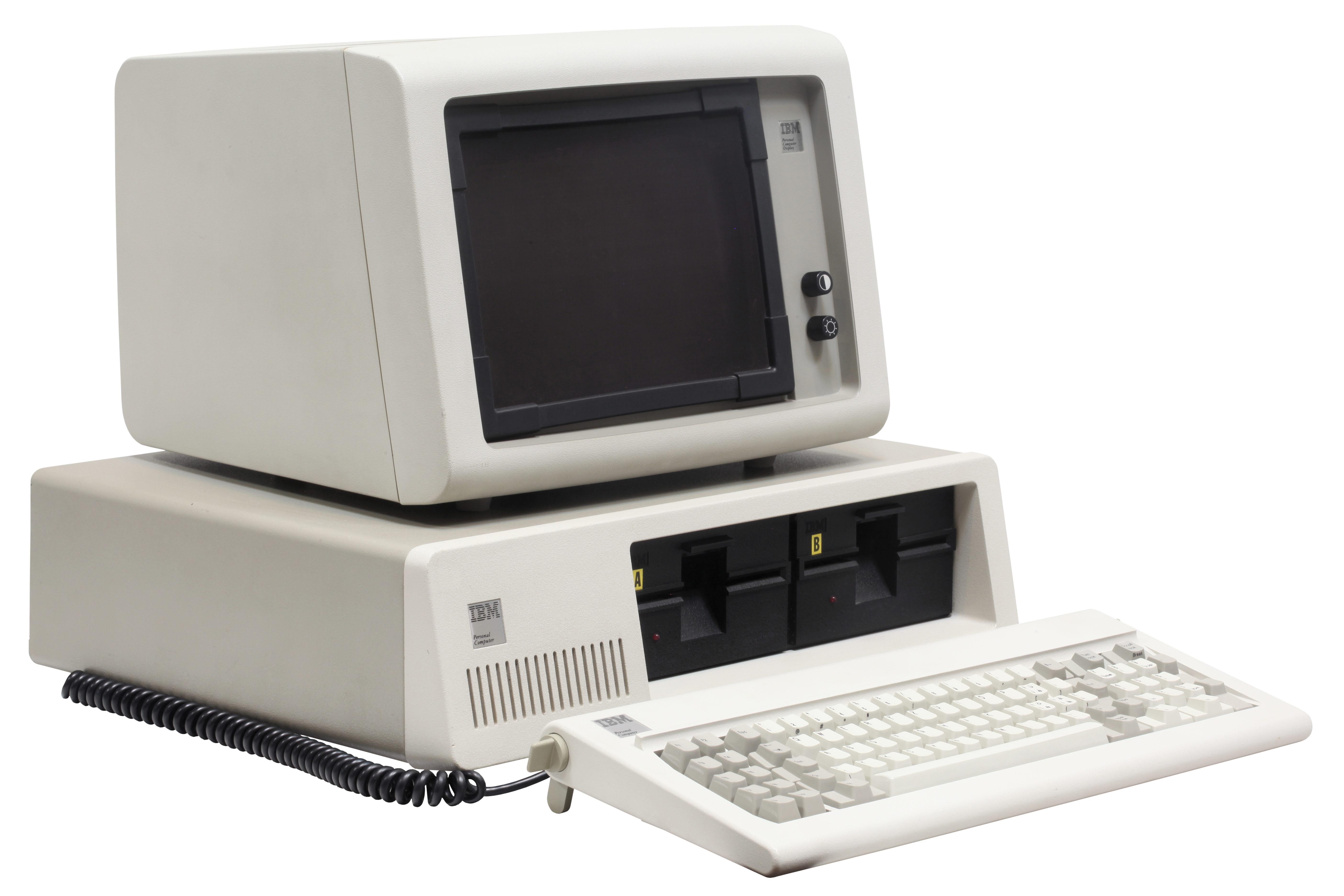 картинки первого персонального компьютера