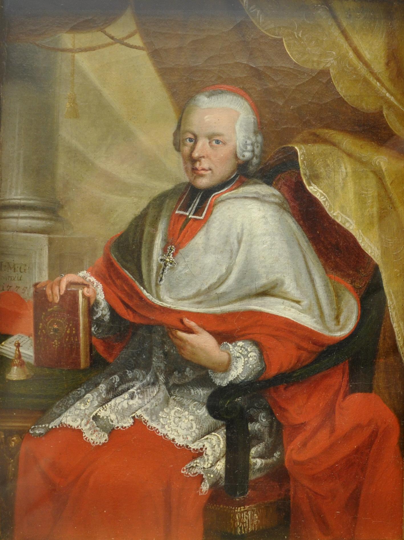 L'arquebisbe Colloredo