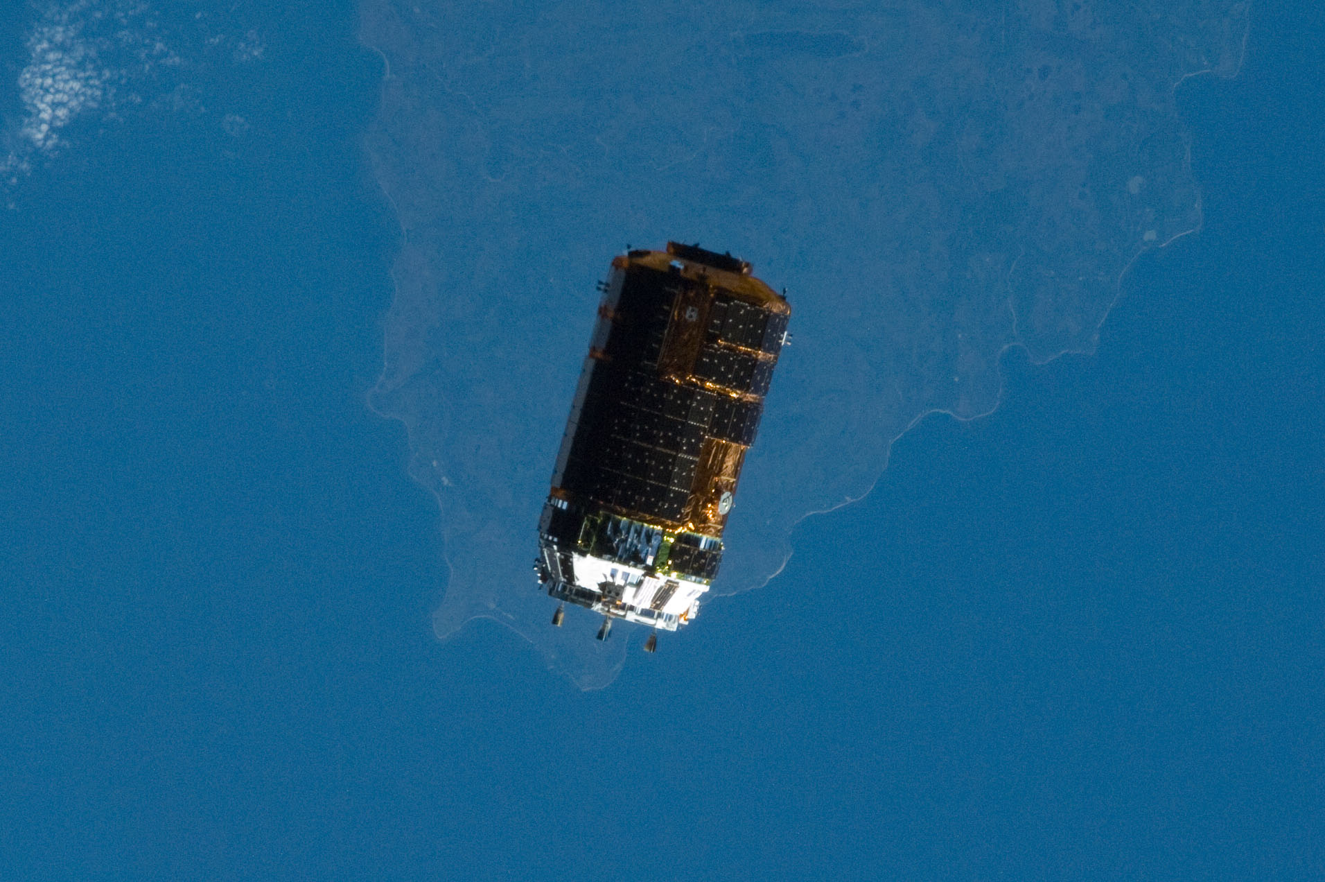 international space station speed - photo #9