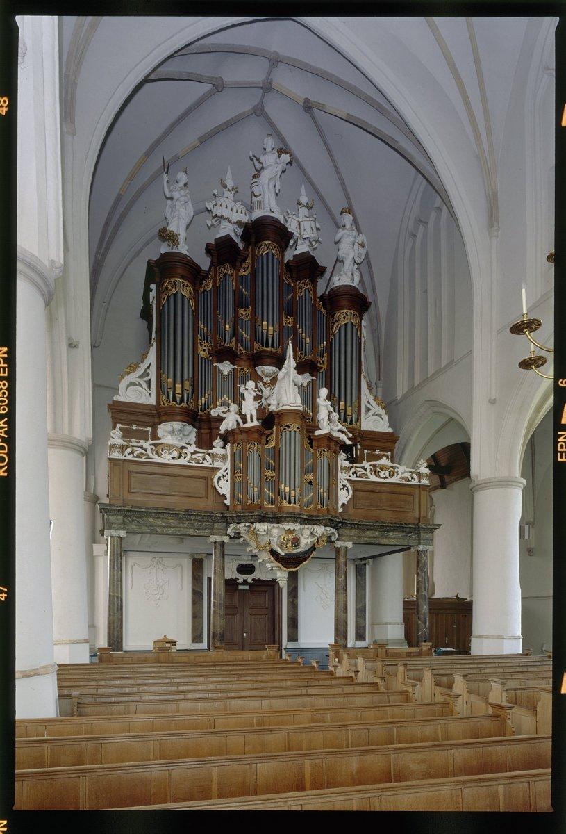 File interieur aanzicht orgel orgelnummer 200 bolsward for Interieur 407