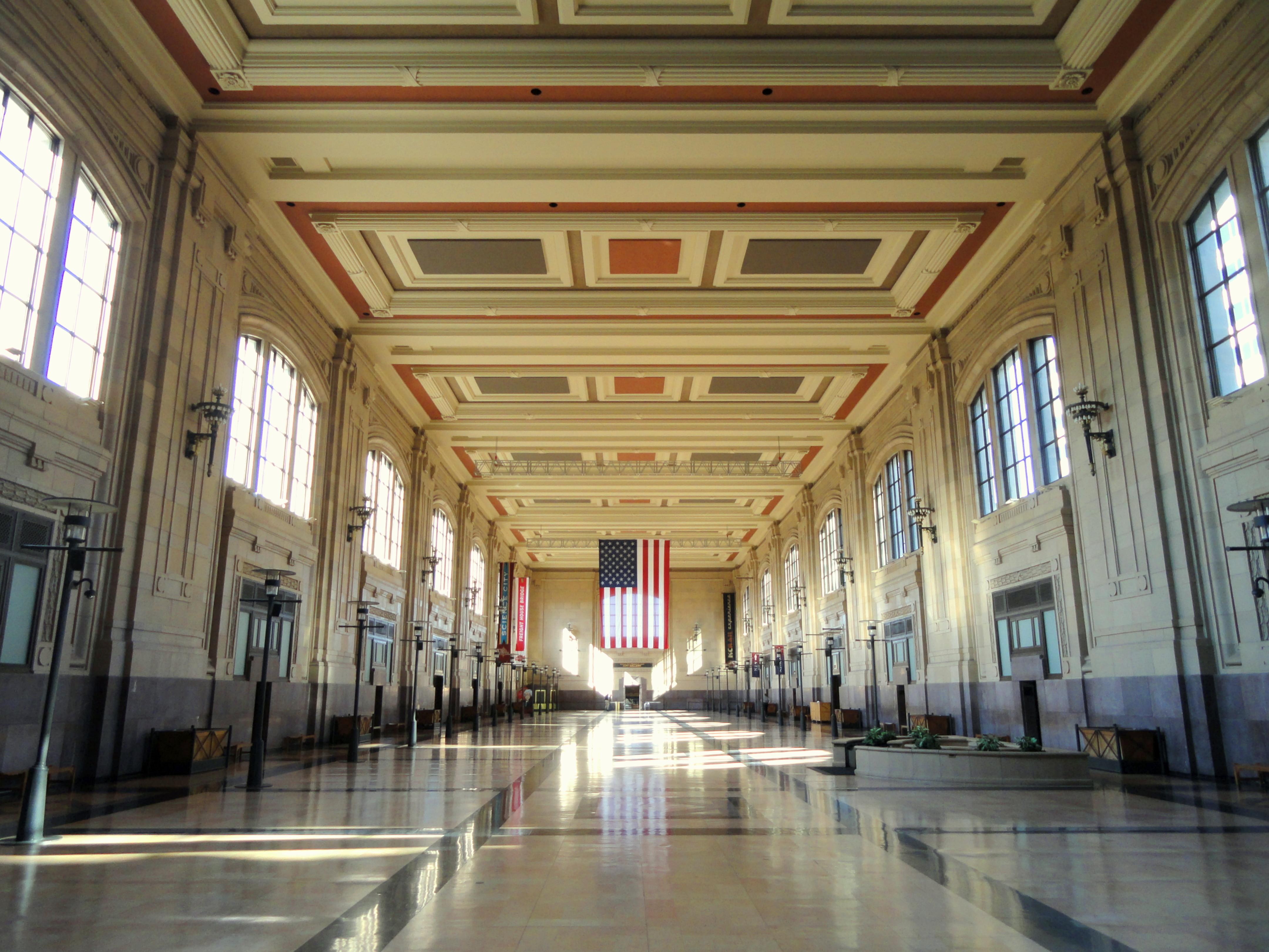 Train Station Kansas City Missouri Station Kansas City