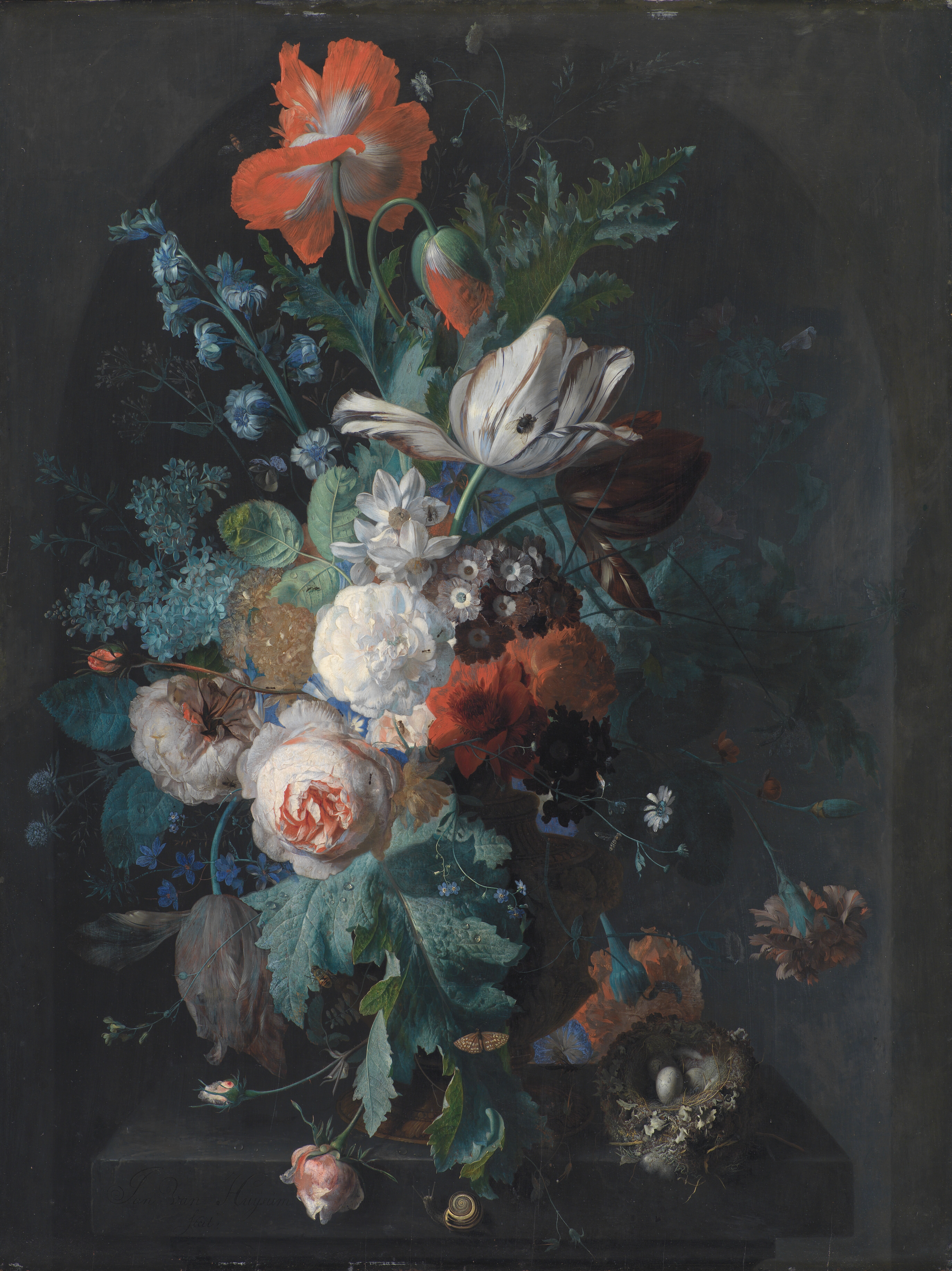 A Vase With Flowers Wikidata