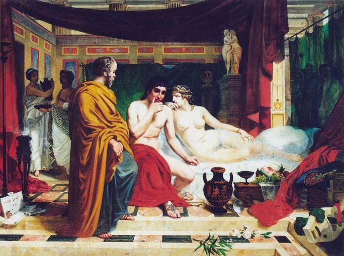 File:Jules Le Chevrel - Sócrates afastando Alcebíades do vício - 1865..jpg