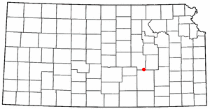 Loko di Burns, Kansas