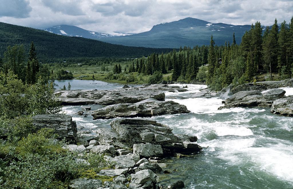 FileKamajokk River Jokkmokk Lappland Sweden Sweden - Jokkmokk sweden map