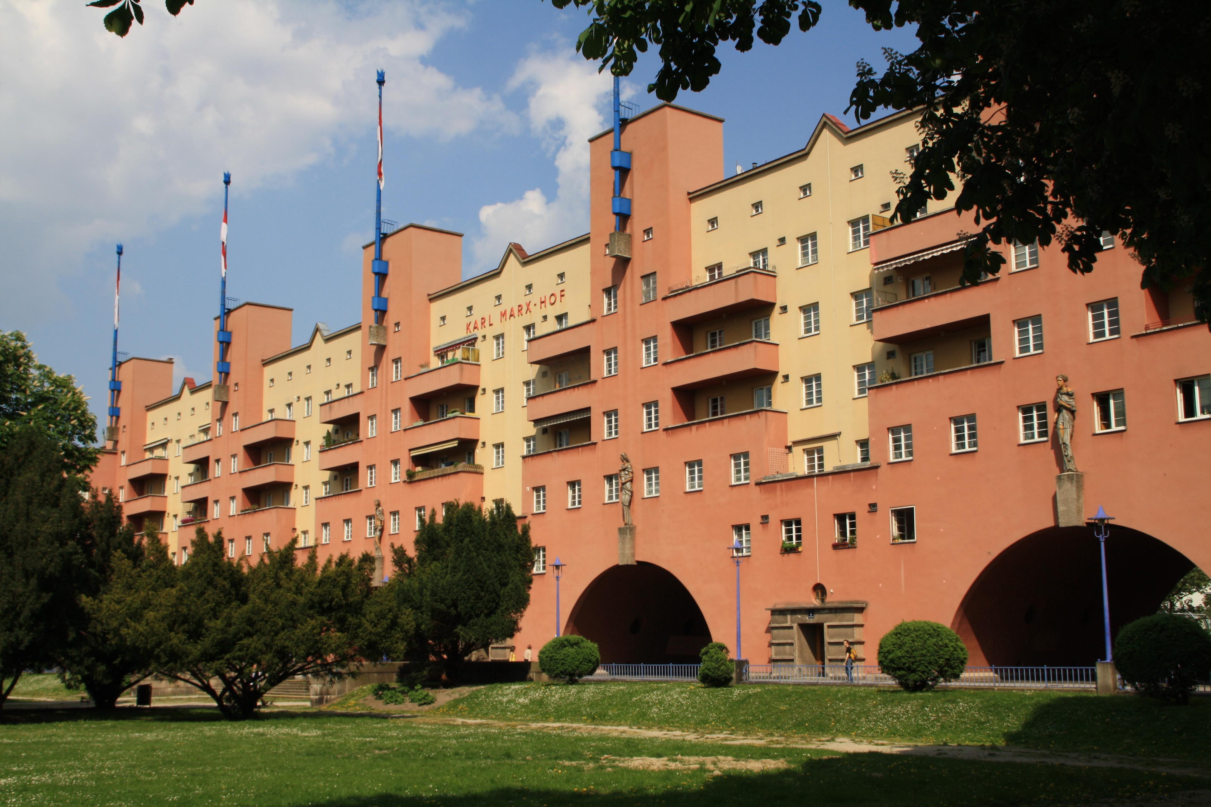 Liste der Wiener Gemeindebauten – Wikipedia