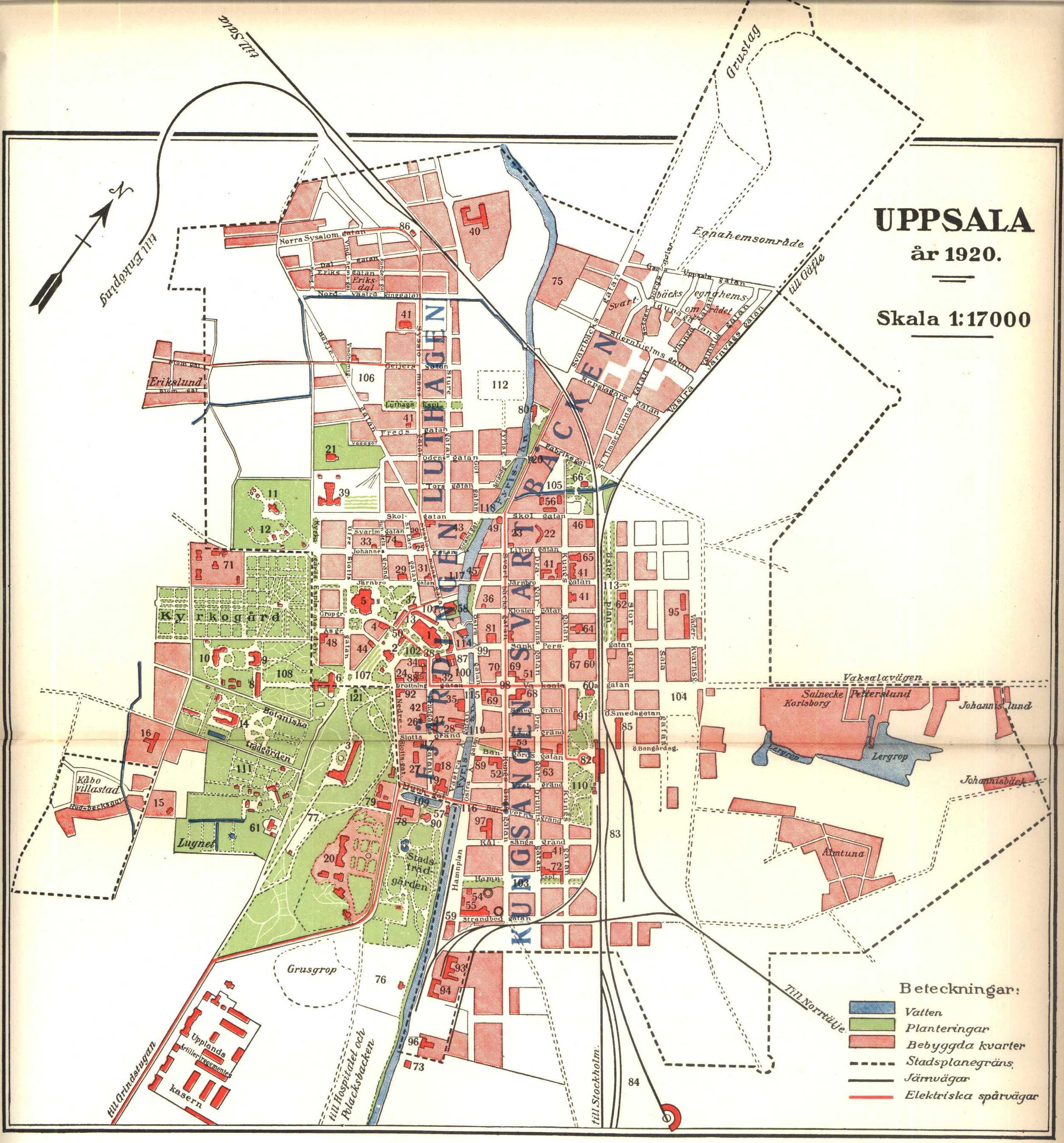 karta över hotell göteborg File:Karta över Uppsala, 1920, Nordisk familjebok.   Wikimedia  karta över hotell göteborg