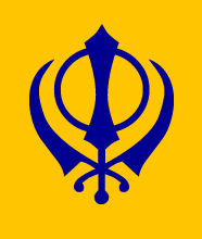 <i>Khalsa</i> the Sikh community, as well as a special group of initiated Sikhs
