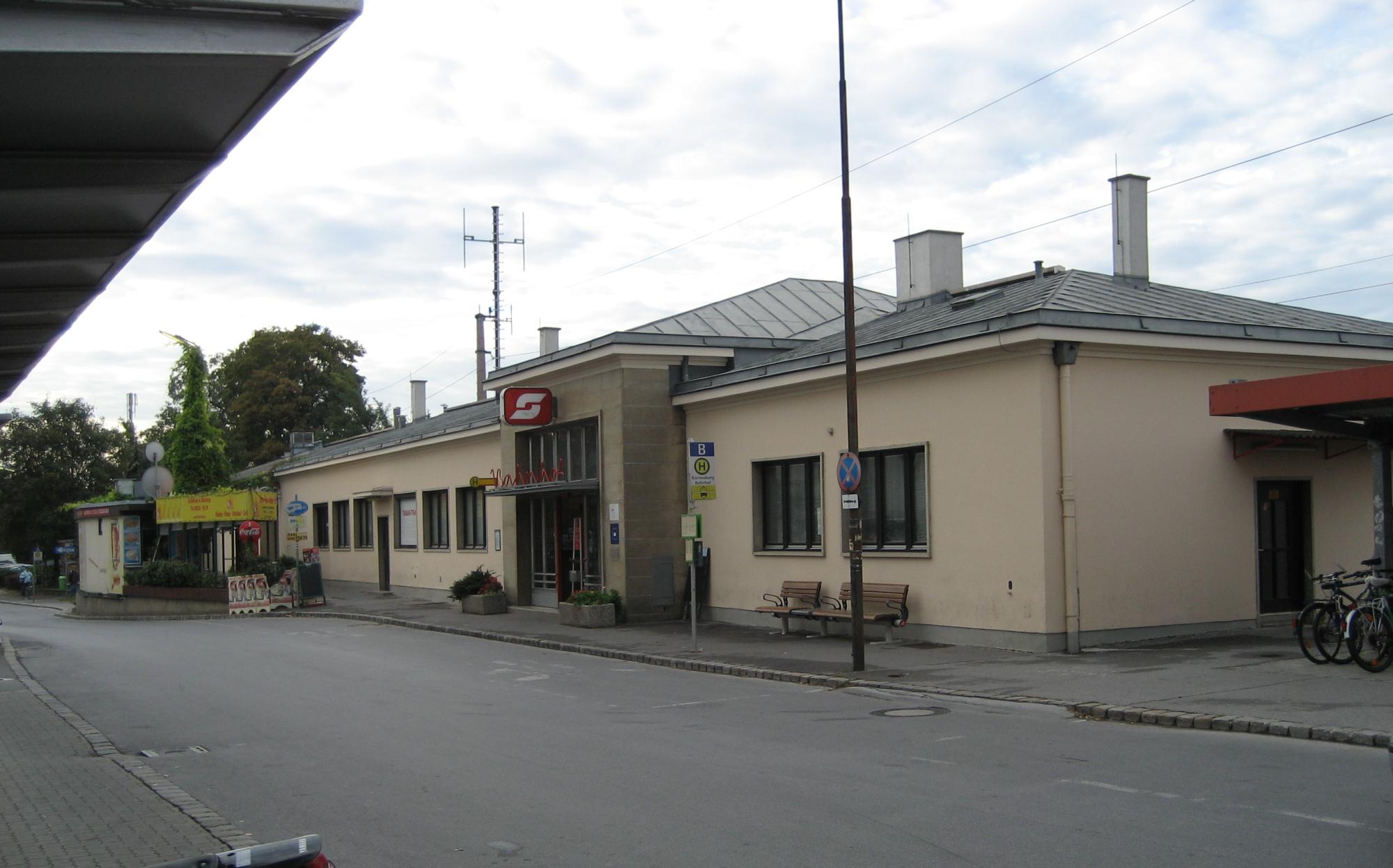 Enkelt leilighet i Korneuburg