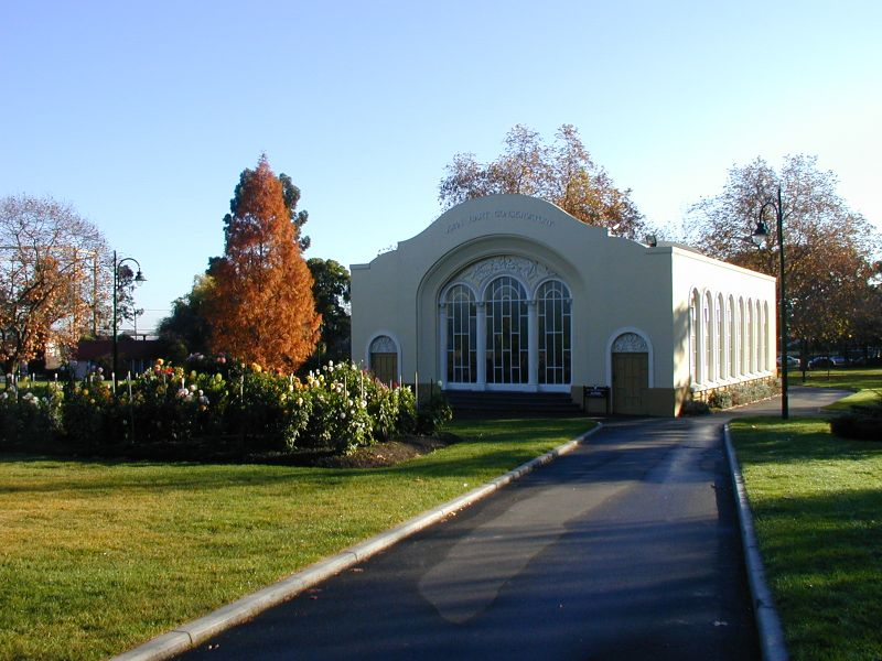 Launceston conservatory