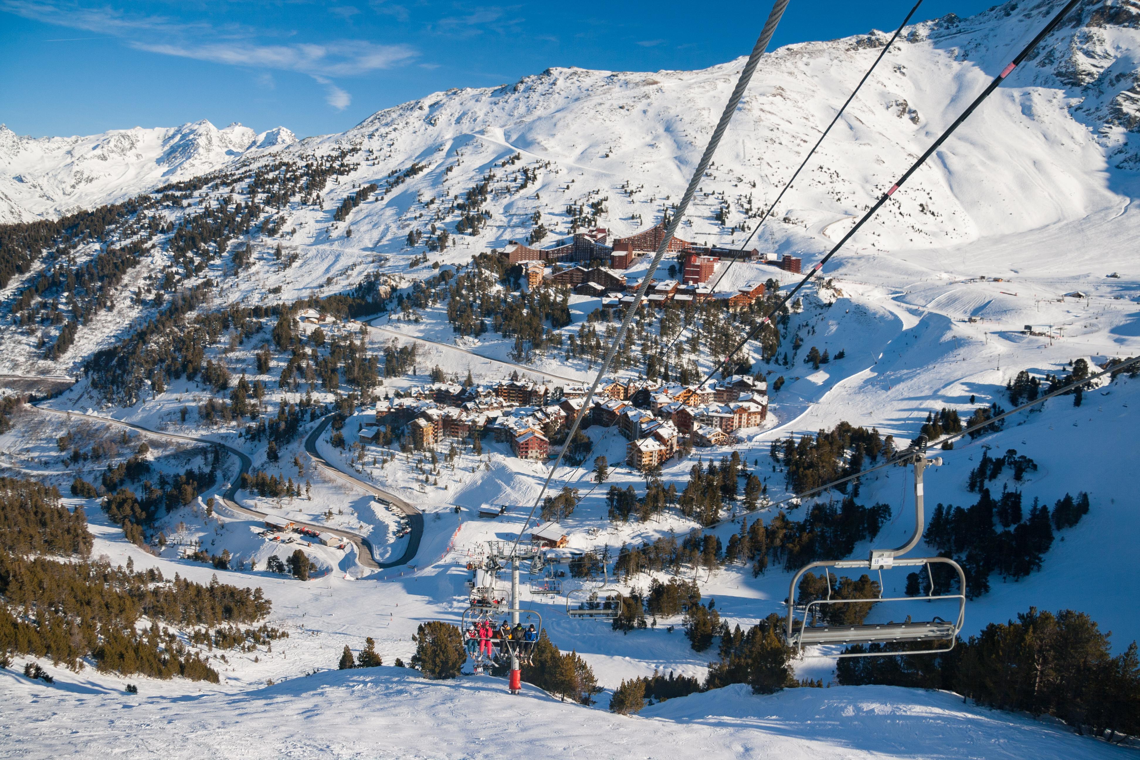 Weather To Ski S Top 10 Early Season Resorts Europe