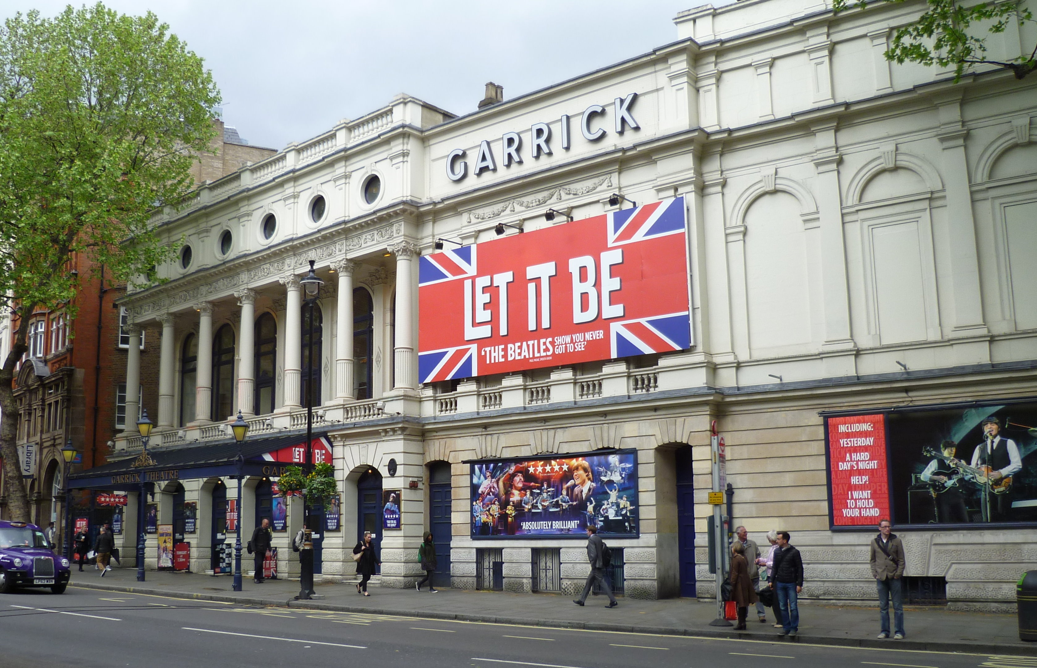 Image result for the garrick theatre london play