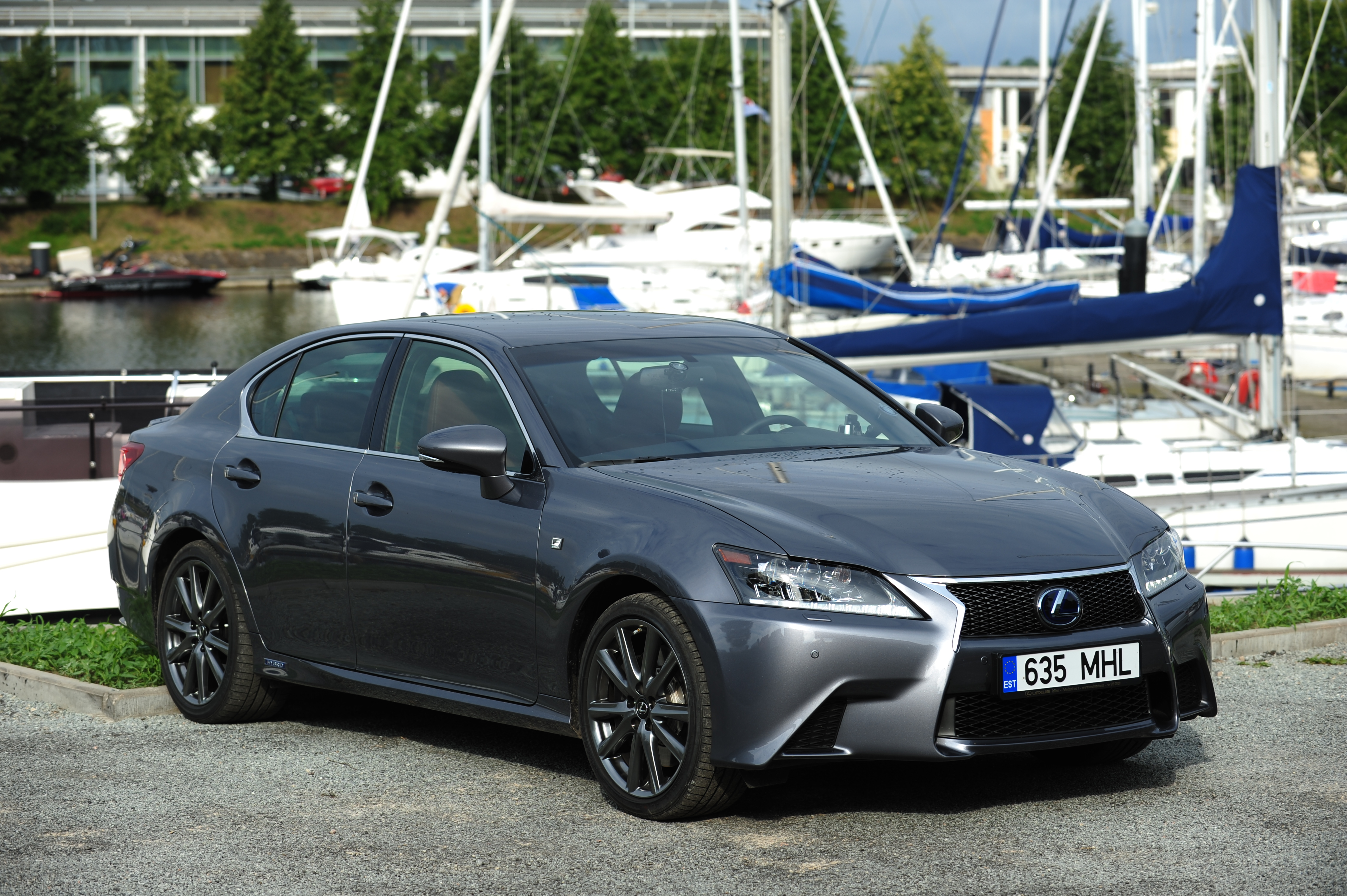 File:Lexus GS450h F-sport 2012 (10033261326).jpg - Wikimedia Commons