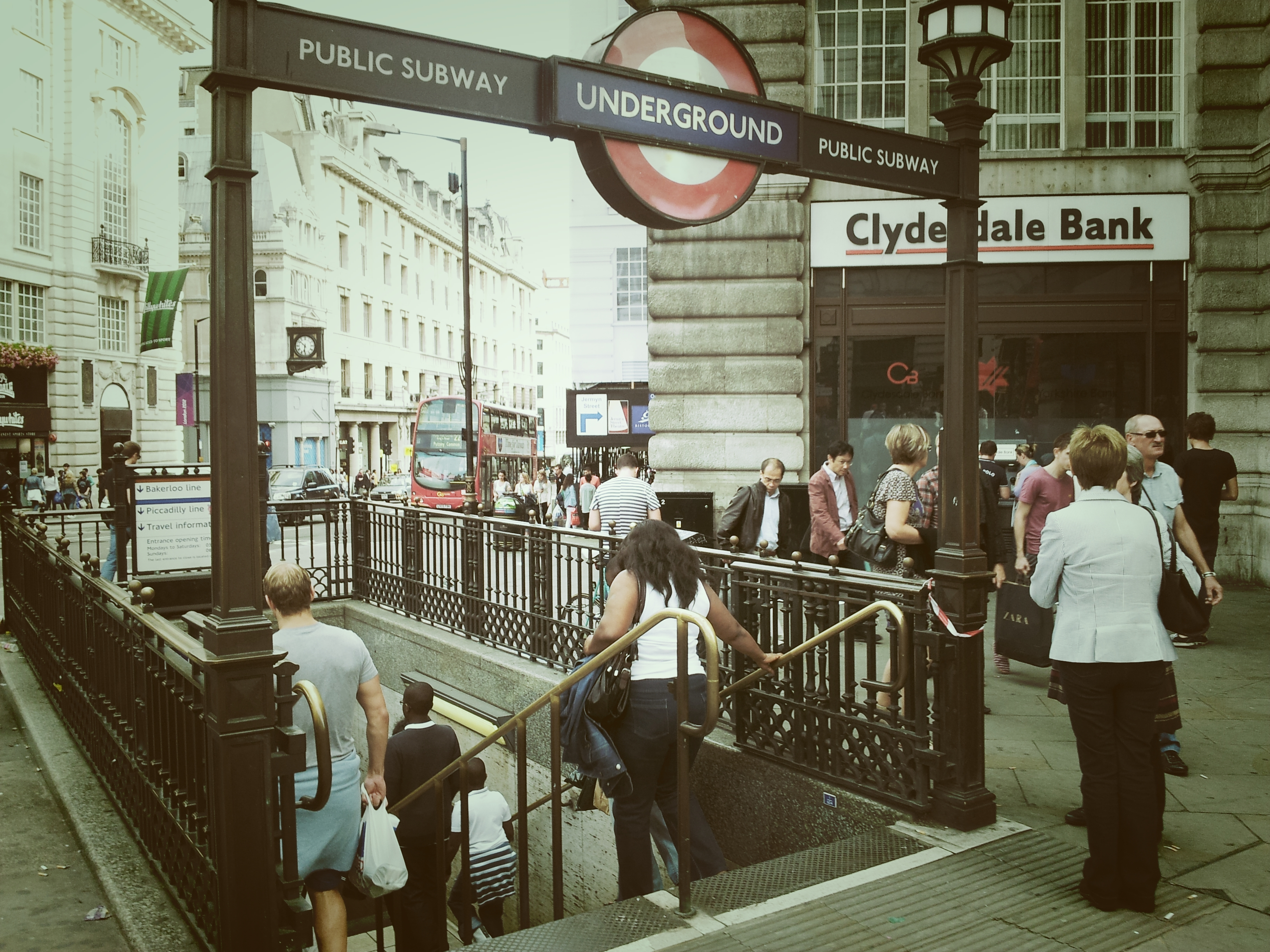 File London Underground With Old Buildings In Background Jpg Wikimedia Commons