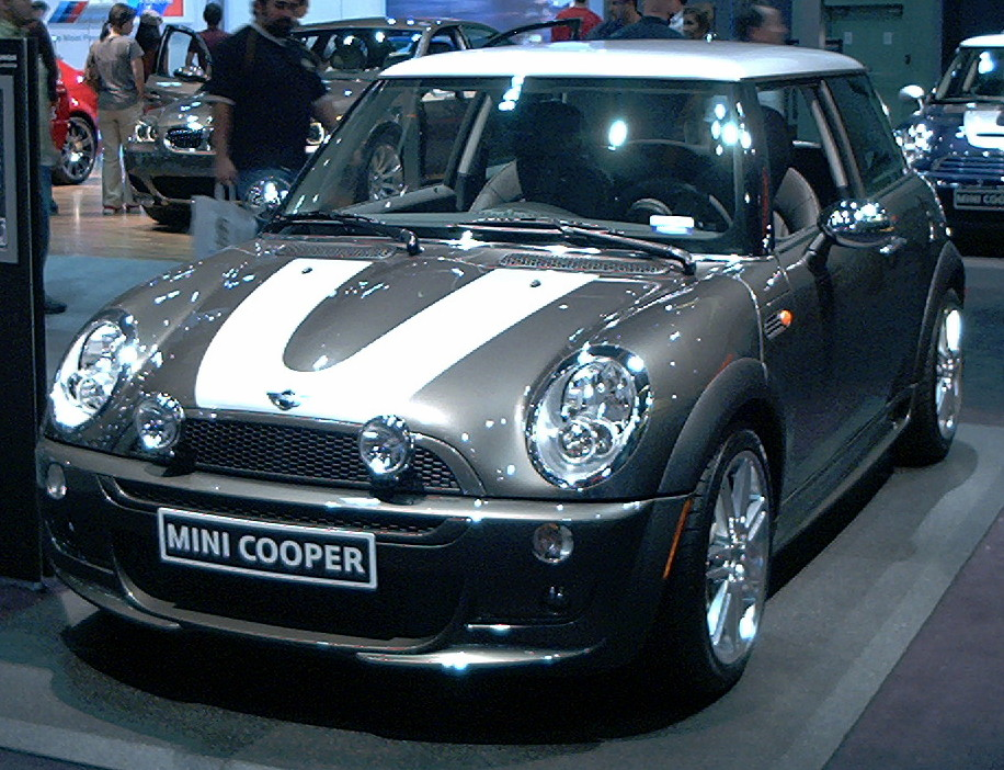Mini Cooper  Custom Car
