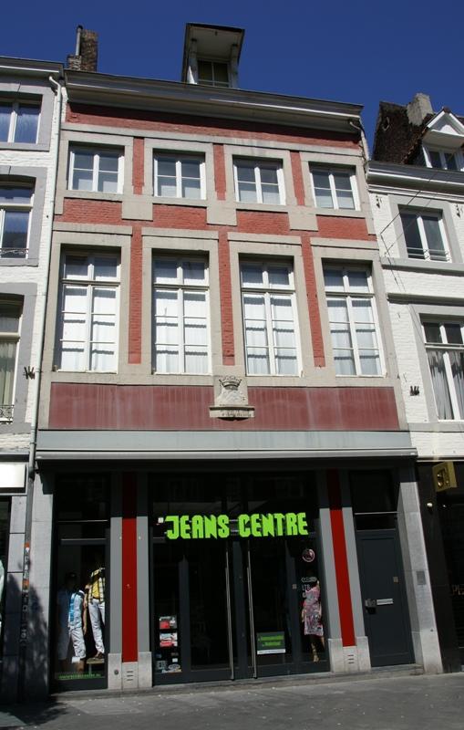 Filemaastricht Rijksmonument 27301 Maastrichter Brugstraat 26