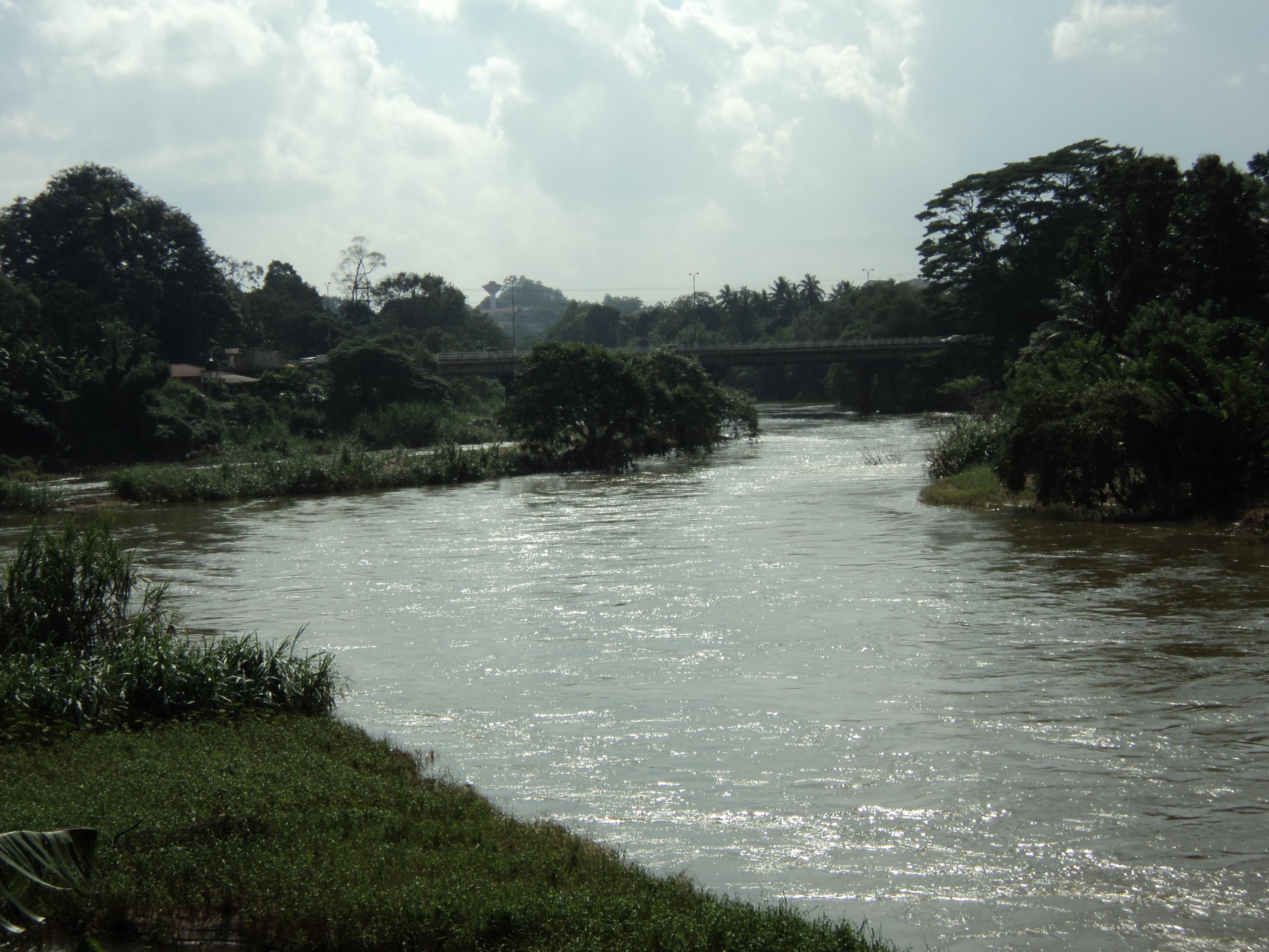 essay of mahaweli river