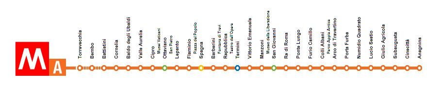 roma metropolitana linea blu salerno - photo#23