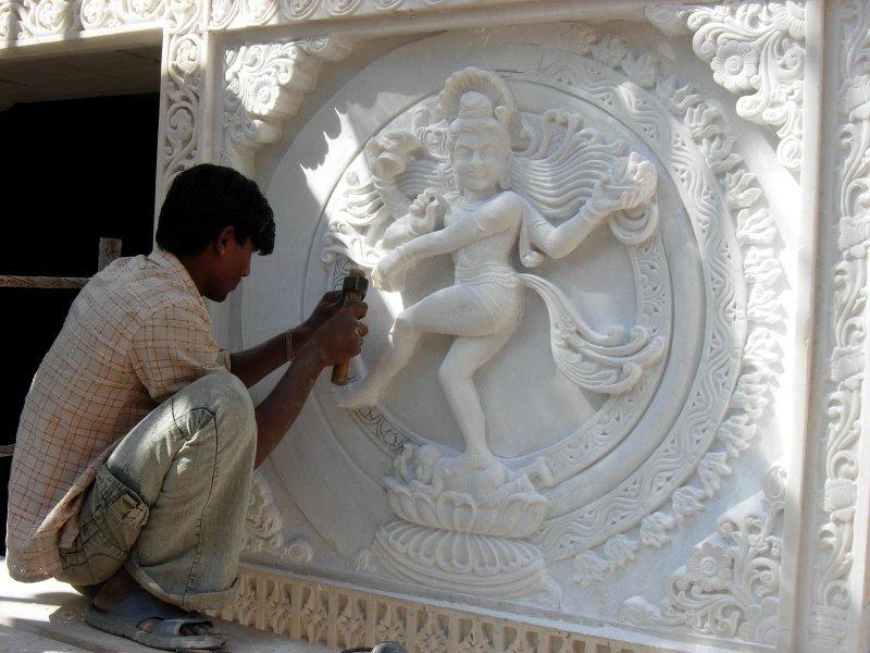 Marble Vishnu.JPG