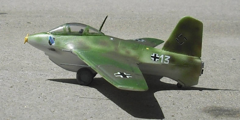 Me 163C model