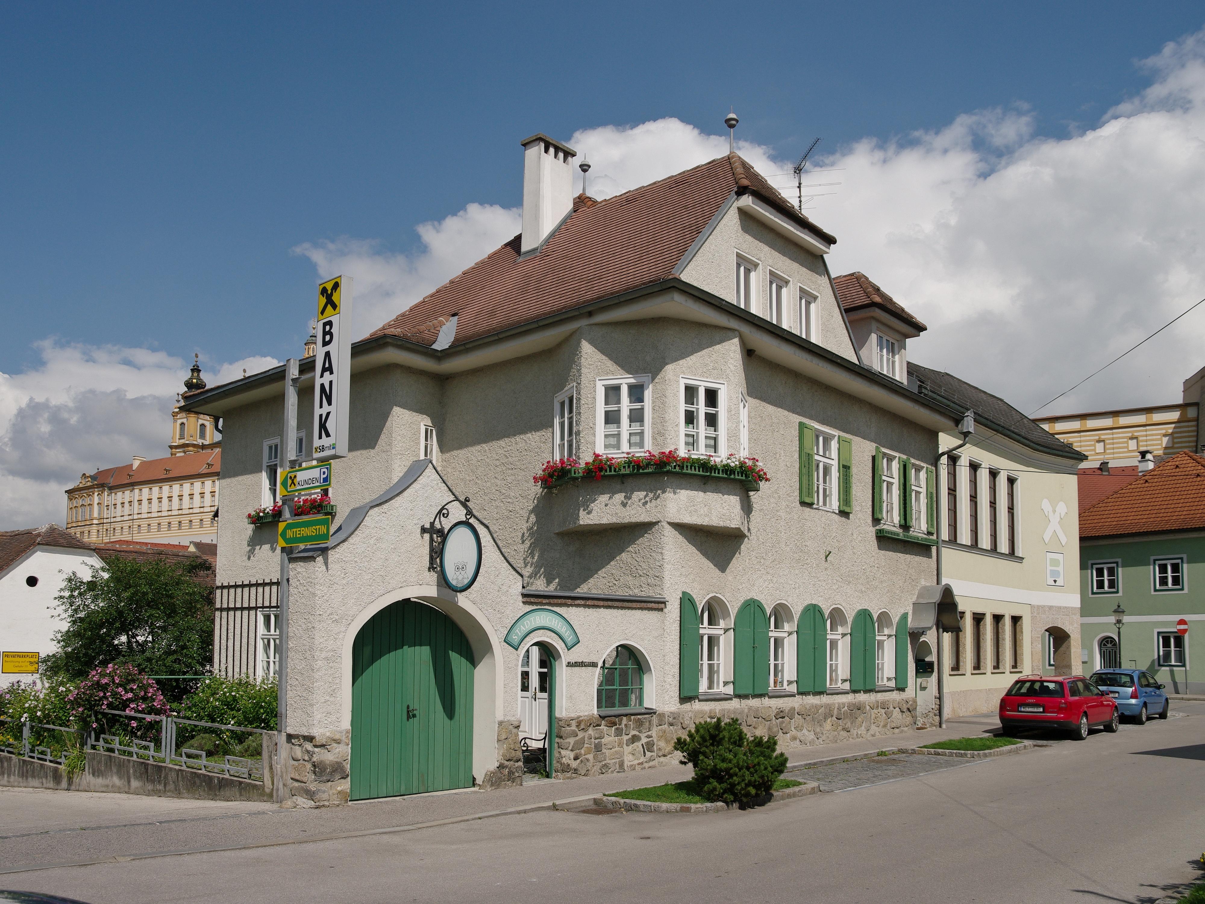 Filemelk Babenbergerstraße 4jpg Wikimedia Commons