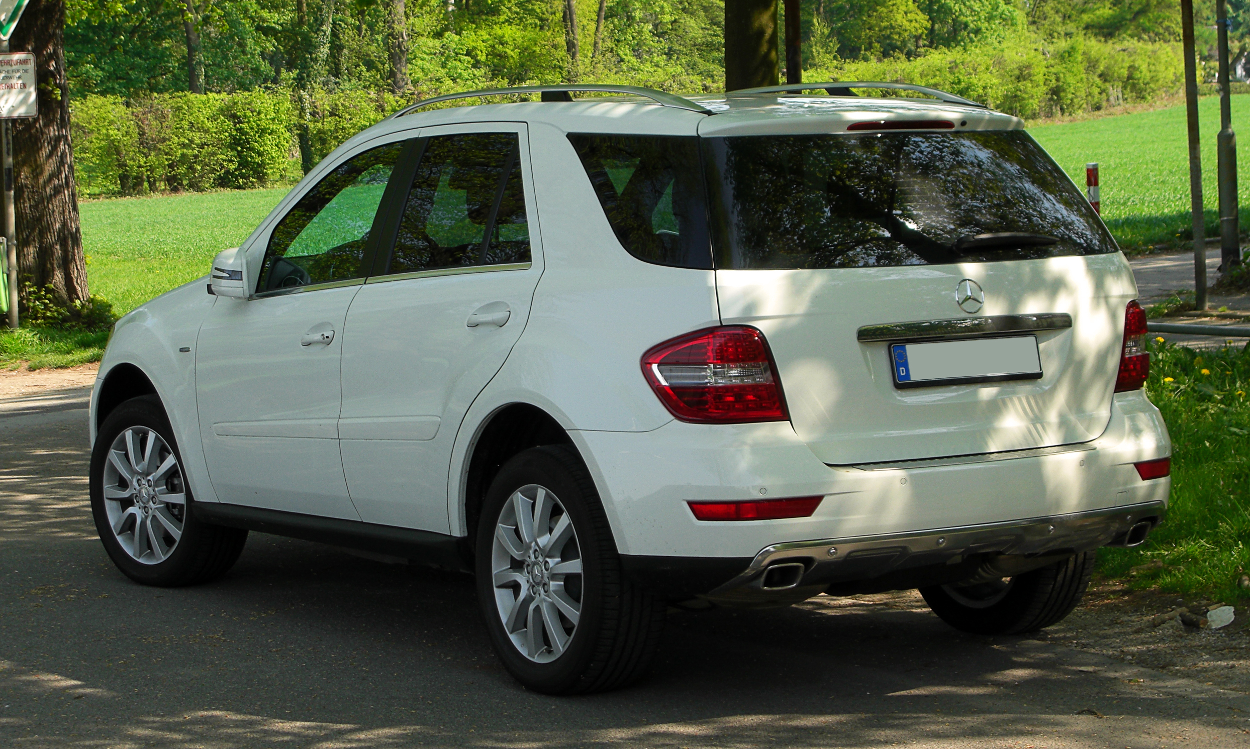 Mercedes Benz Ml Cdi