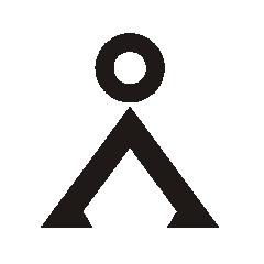 Milky WayGlyph 01 (Symbol for Planet Earth) (A...