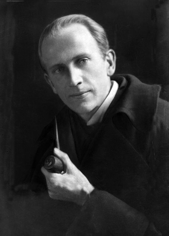 Picture of an author: A. A. Milne