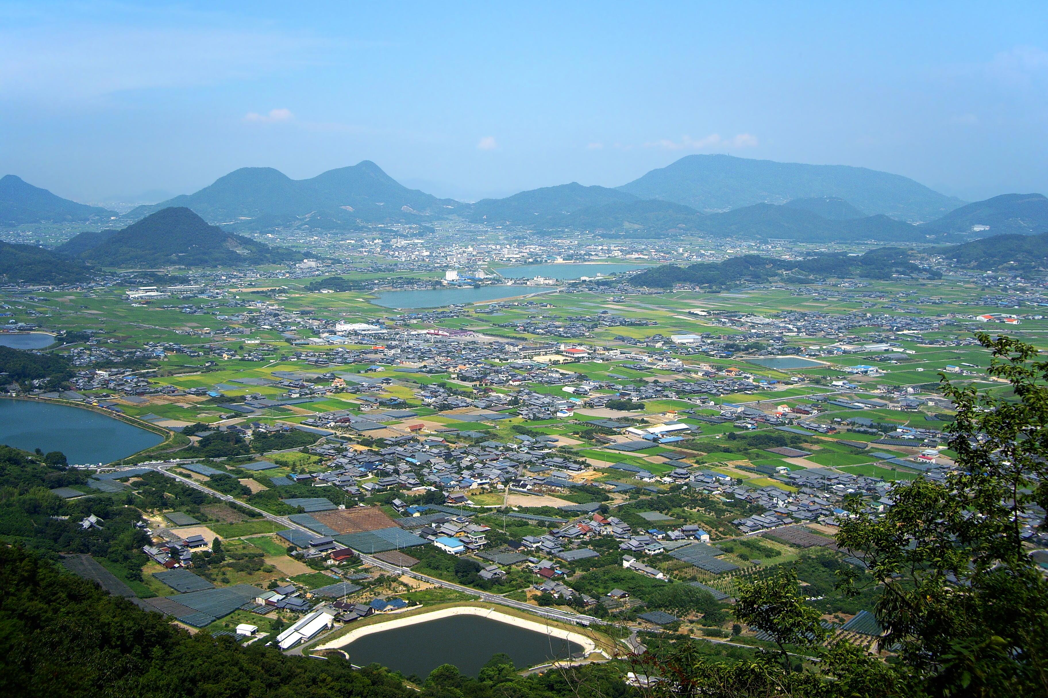 三豊市 - Wikiwand
