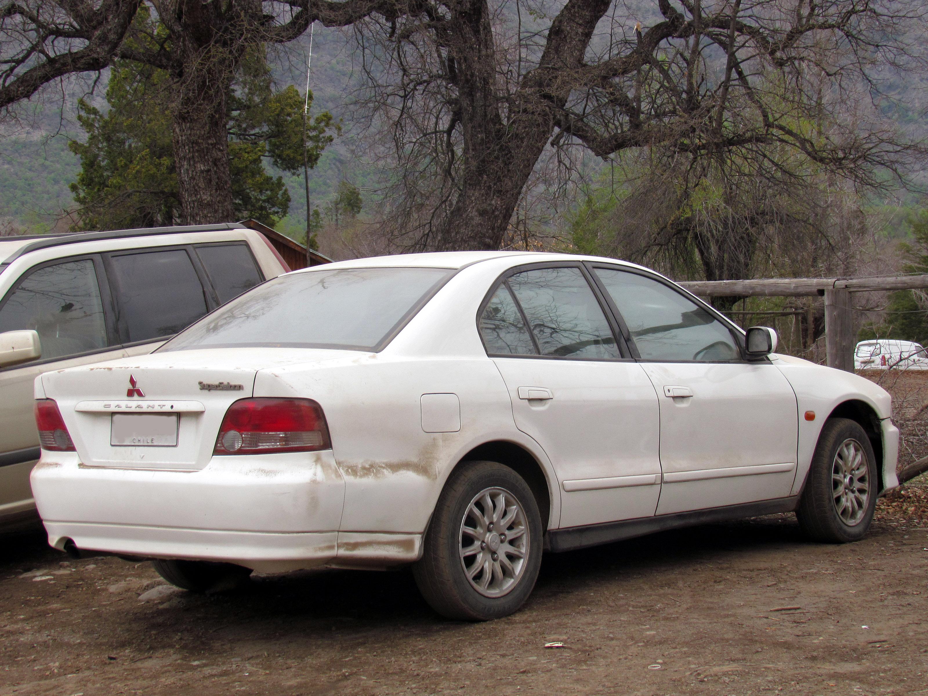 Mitsubishi galant hp