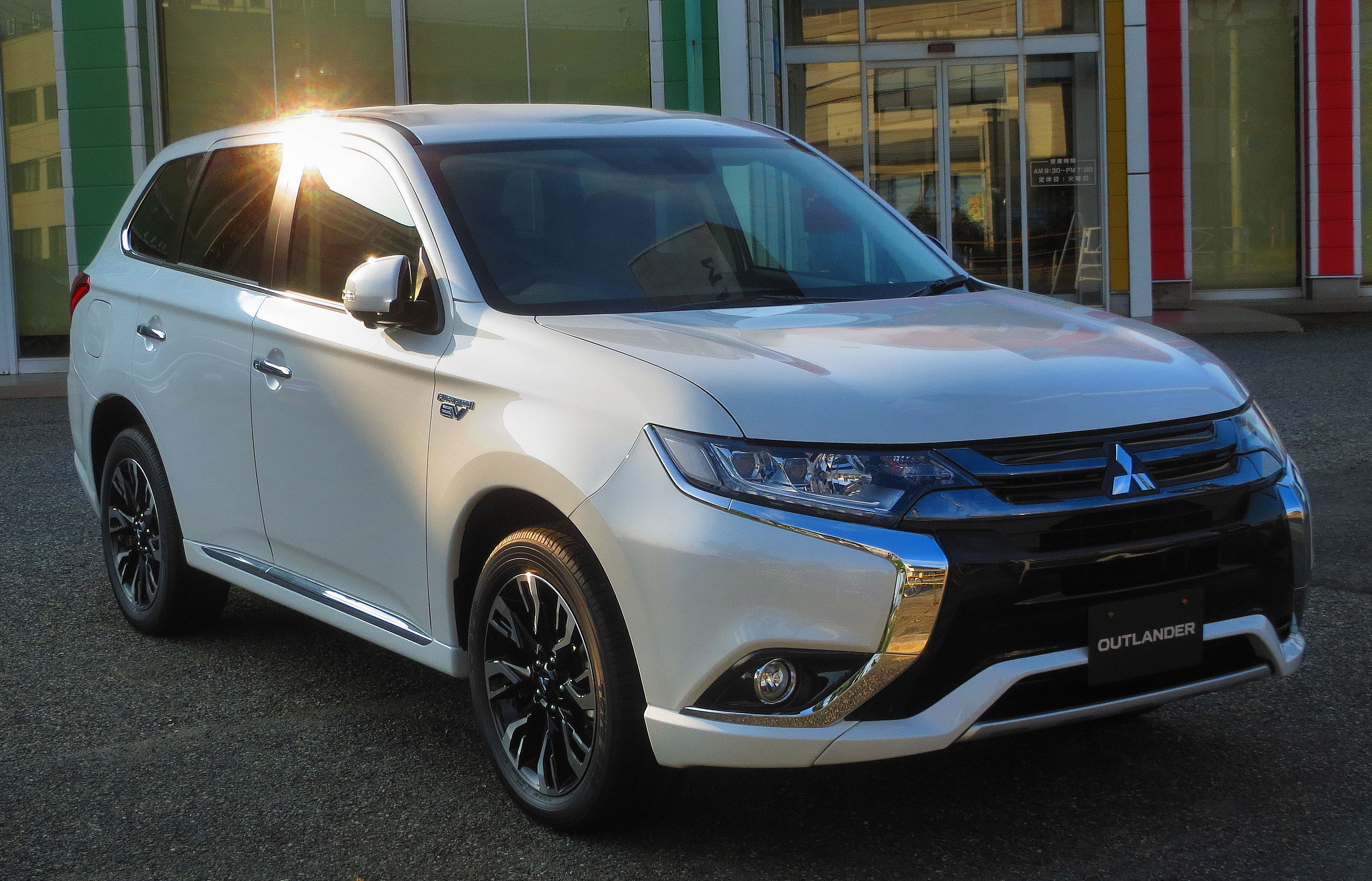 used outlander crossover mitsubishi auto offers three capability review ar rows of