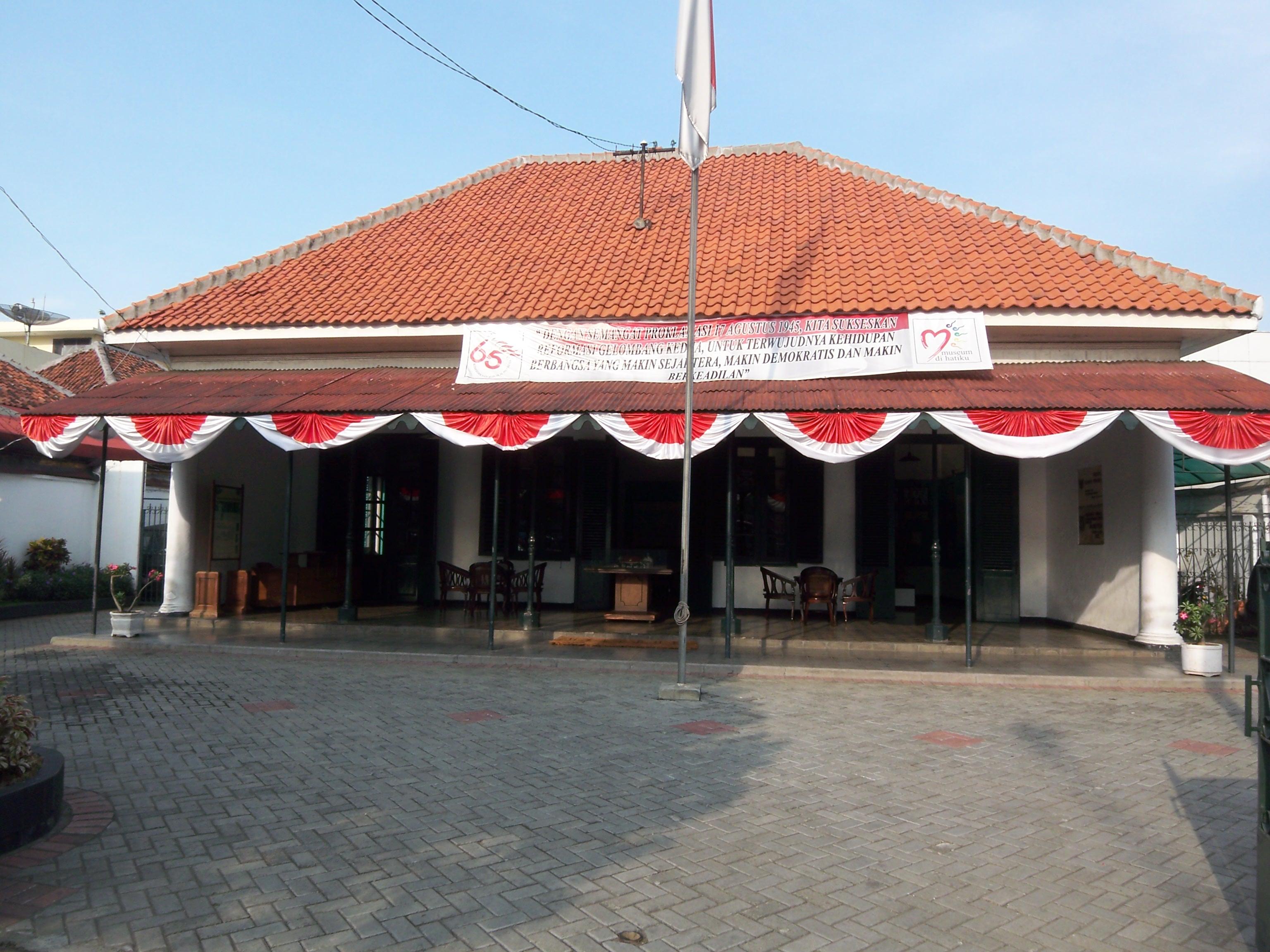 Ruang Kongres Sumpah Pemuda Museum Sumpah Pemuda Wikipedia Bahasa Indonesia Ensiklopedia Bebas