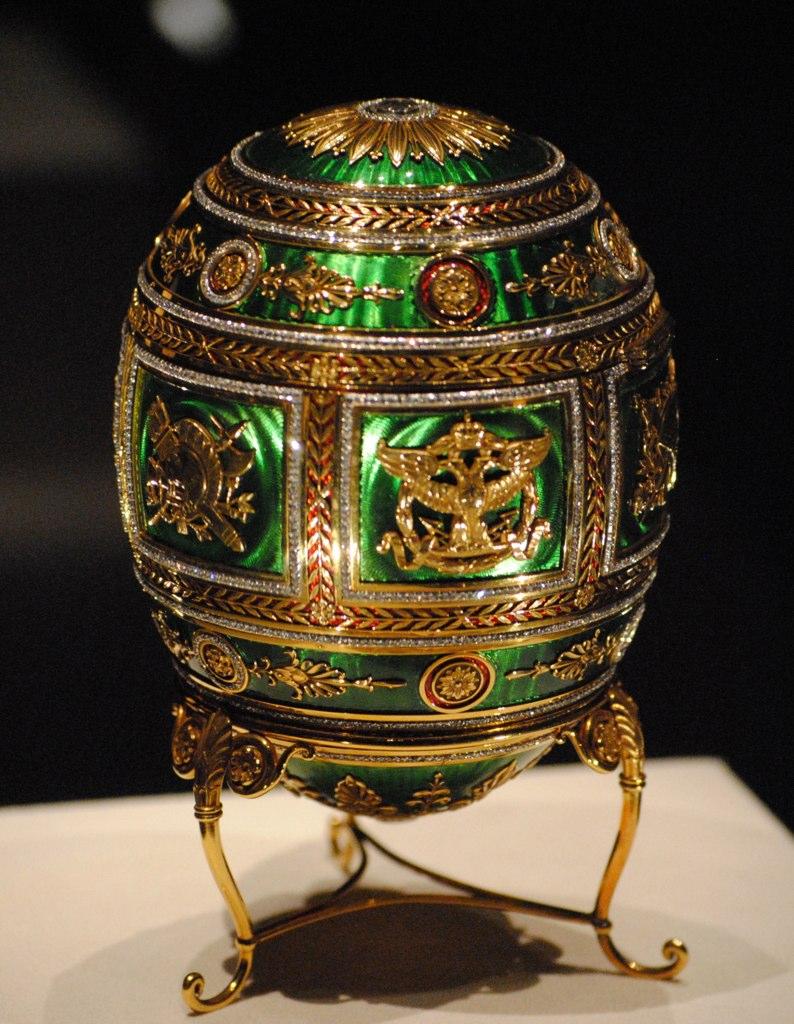napoleonic faberg egg wikipedia. Black Bedroom Furniture Sets. Home Design Ideas