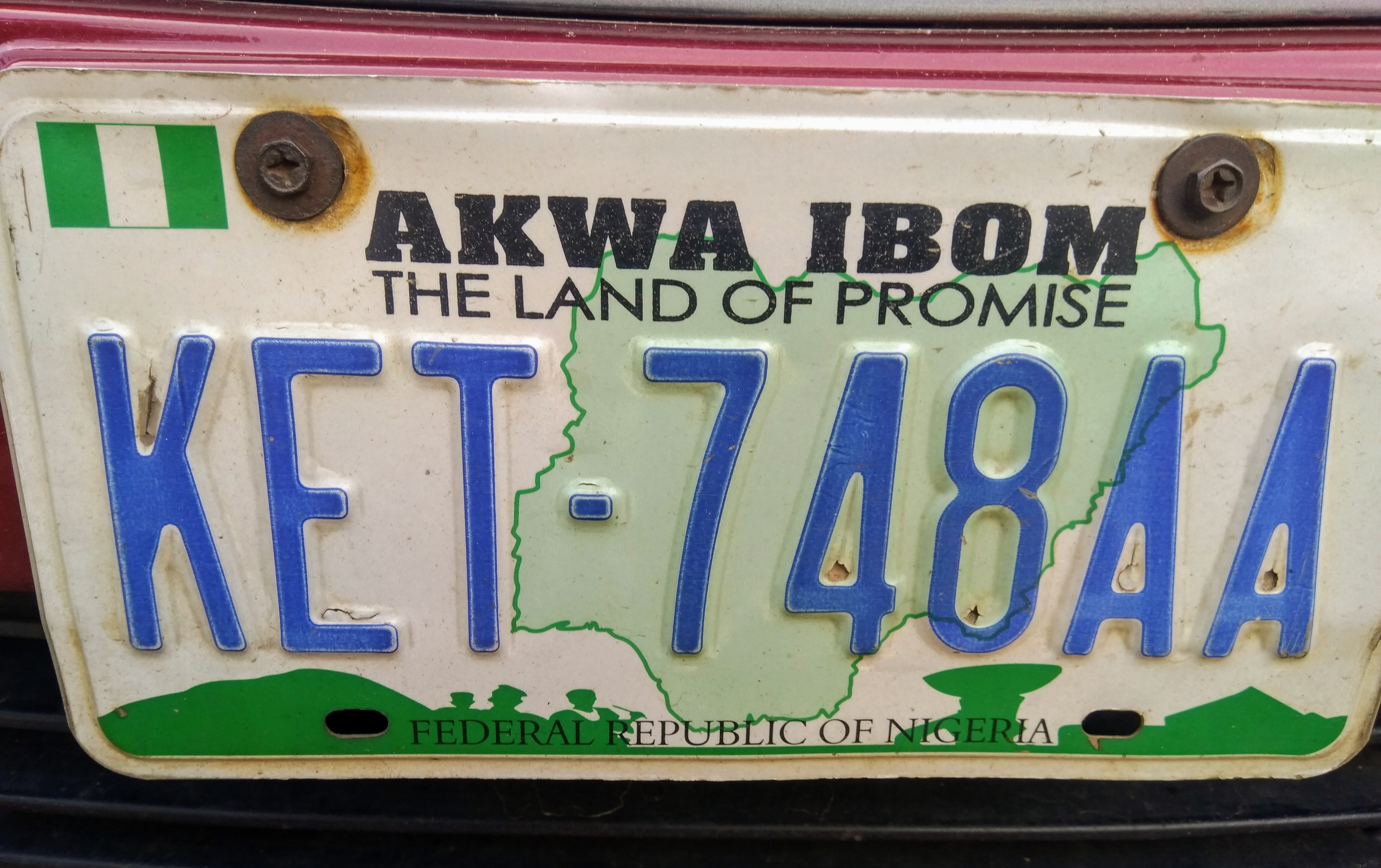 Vehicle registration plates of Nigeria - Wikiwand