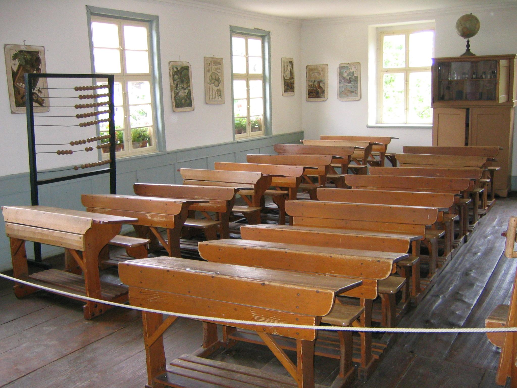 Classroom Managment anno dazumal - Ordnung durch die Struktur im Klassenraum