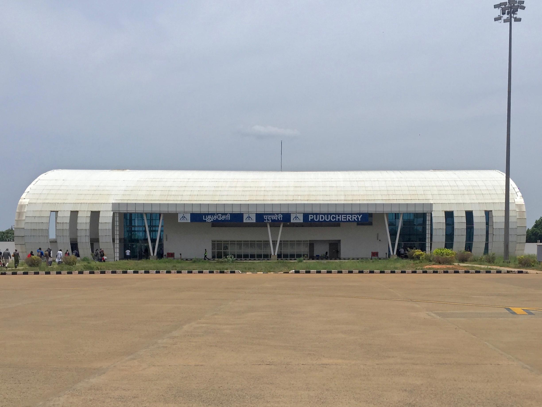 Pondicherry Airport - Wikipedia