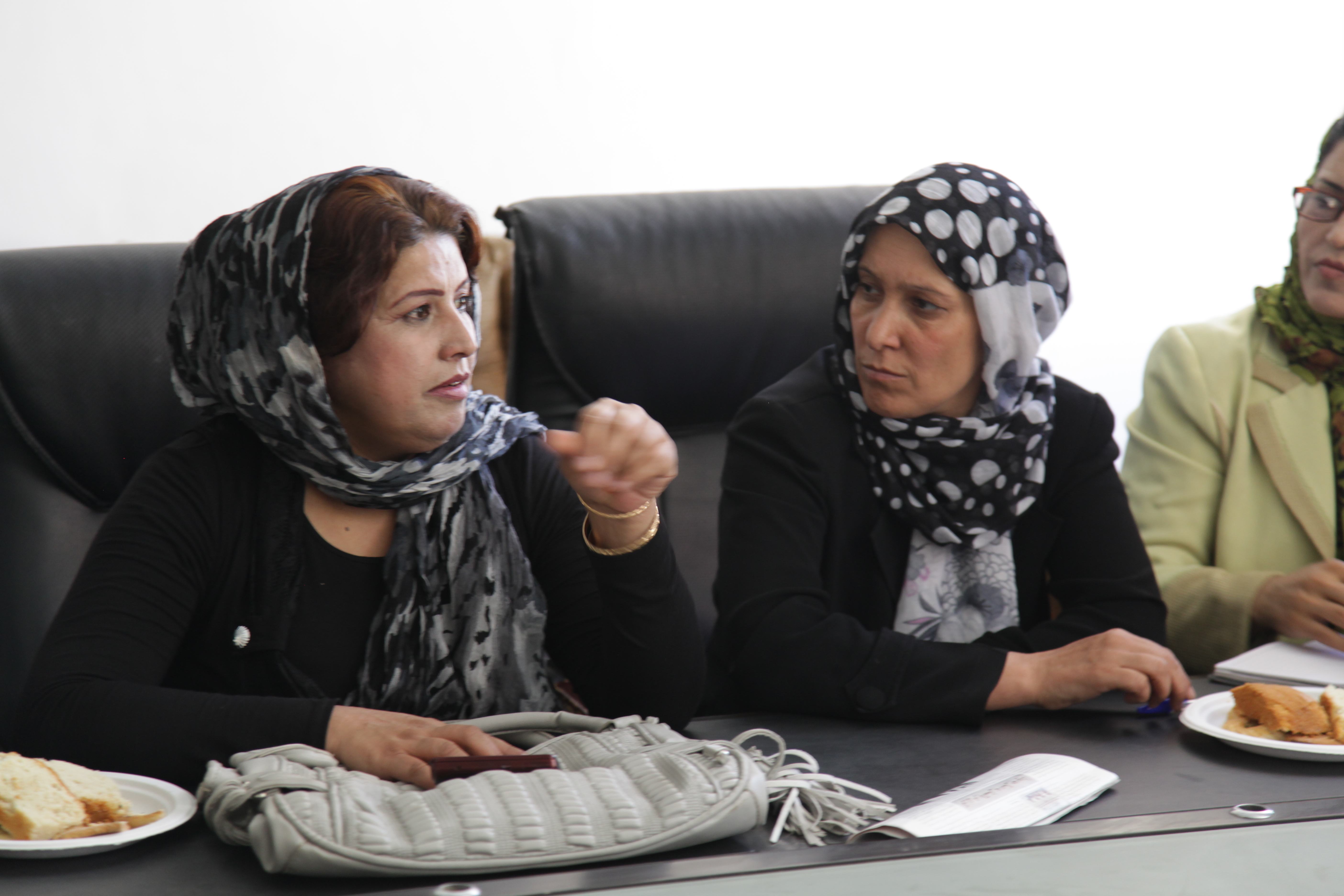 Women meeting on Future in Afghanistan