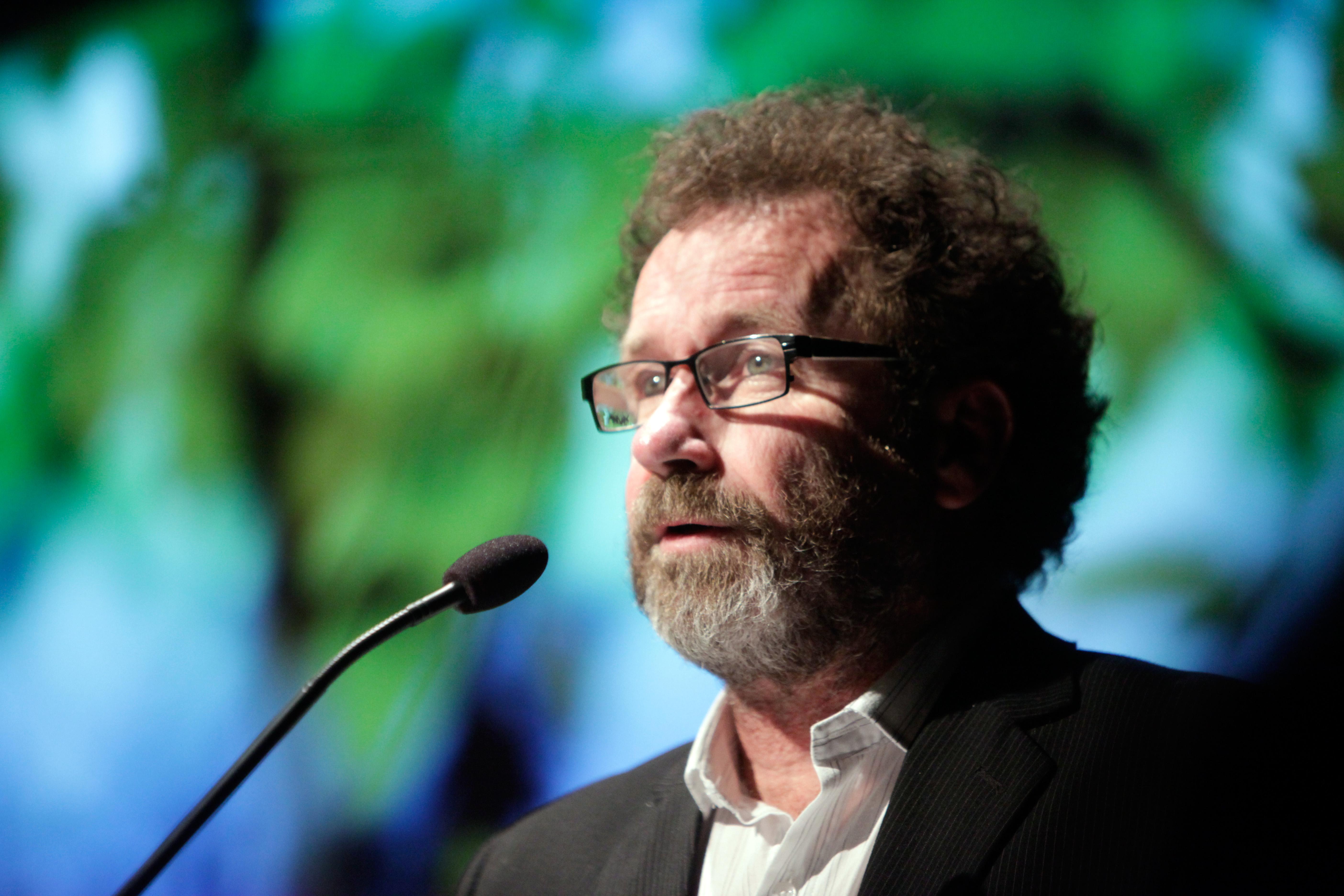 Per Petterson, winner of the Nordic Council Literature Prize 2009