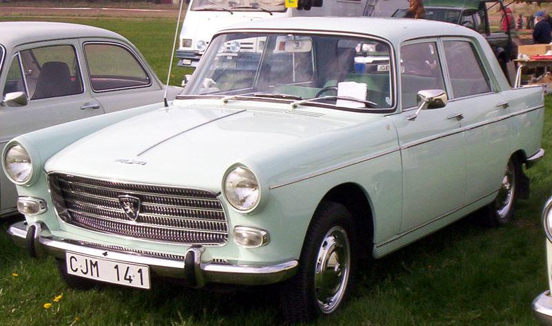 File Peugeot 404 1964 Jpg Wikimedia Commons