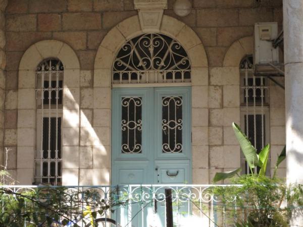 בית ברחוב חובבי ציון